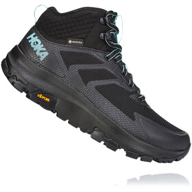 Hoka One One Toa GTX Stiefel Damen black/antigua sand